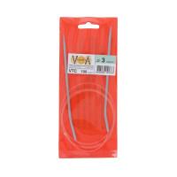 Visantia VTC Спицы Visantia круговые VTC металл d 3.0 мм 100 см со спец.покрытием