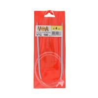 Visantia VTC Спицы Visantia круговые VTC металл d 4.0 мм 100 см со спец.покрытием