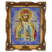 Вышиваем бисером L-36 Святой князь Борис