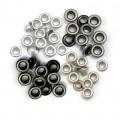 We R Memory Keepers 41584-8 Набор люверсов, цвет - холодный металл (стандарт)