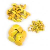 We R Memory Keepers 42042-2 Набор брадсов, цвет - желтый