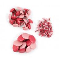 We R Memory Keepers 42047-7 Набор брадсов, цвет - розовый