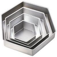 Wilton WLT-2105-3572 Металлическая форма для выпечки: Идеальный гексагон