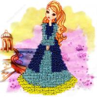 "WOMAN HOBBY ДП0002 Набор для вышивания бисером ""WH"" ДП0002 Принцесса-2"