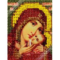 """WOMAN HOBBY ИЧ0001 Набор для вышивания бисером """"WH"""" ИЧ0001 Божья матерь Касперовская"""