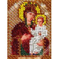 """WOMAN HOBBY ИЧ0006 Набор для вышивания бисером """"WH"""" ИЧ0006 Божья матерь Избавительница"""