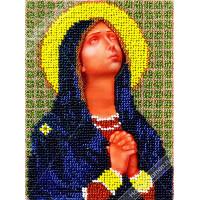 """WOMAN HOBBY ИЧМ0007 Набор для вышивания бисером """"WH"""" ИЧМ0007 Богородица Сихастрия"""