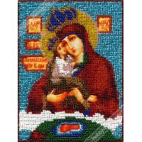 """WOMAN HOBBY ИЧМ0011 Набор для вышивания бисером """"WH"""" ИЧМ0011 Божья матерь Почаевская"""