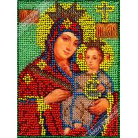 """WOMAN HOBBY ИЧМ0012 Набор для вышивания бисером """"WH"""" ИЧМ0012 Божья матерь Вифлиемская (Улыбающаяся)"""