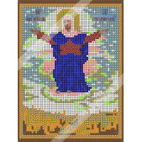 """WOMAN HOBBY ИЧМС0044 Рисунок на ткани для вышивания бисером """"WH"""" ИЧМС0044 Богородица Спорительница хлебов"""