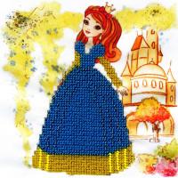 "WOMAN HOBBY Принцесса-11 Набор для вышивания бисером ""WH"" ДП0011 Принцесса-11"