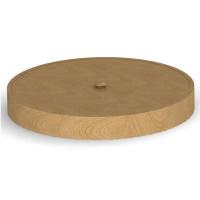 Прочие Шк круг 08 Деревянная шкатулка круглая 274 мм