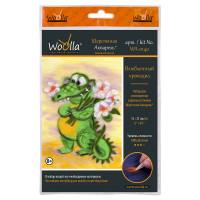 "Woolla WA-0140 ""Woolla"" WA-0140 набор ""Влюбленный крокодил"" ."