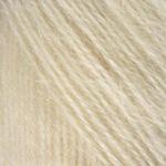 Пряжа для вязания YarnArt Angora de Luxe Цвет 502 молочный