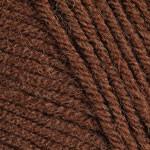 Пряжа для вязания YarnArt Baby (Ярнарт Беби) Цвет 1182 коричневый