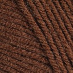 YarnArt Baby Цвет 1182 коричневый