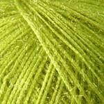 Пряжа для вязания YarnArt Christmas (Ярнарт Кристмас) Цвет 37 салатовый