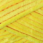 YarnArt Dolce Цвет 761 желтый