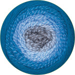 Пряжа для вязания YarnArt Flowers Merino Цвет 540