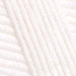 Пряжа для вязания YarnArt Ideal (Ярнарт Идеал) Цвет 220 белый