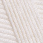 Пряжа для вязания YarnArt Ideal (Ярнарт Идеал) Цвет 222 кремовый