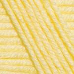 Пряжа для вязания YarnArt Ideal (Ярнарт Идеал) Цвет 224 светло желтый