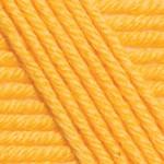 YarnArt Ideal Цвет 228 ярко желтый