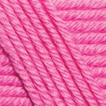 Пряжа для вязания YarnArt Ideal (Ярнарт Идеал) Цвет 231 темно розовый