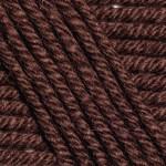 Пряжа для вязания YarnArt Ideal (Ярнарт Идеал) Цвет 232 коричневый