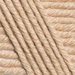 Пряжа для вязания YarnArt Ideal (Ярнарт Идеал) Цвет 233 светло бежевый