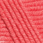 Пряжа для вязания YarnArt Ideal (Ярнарт Идеал) Цвет 236 коралловый