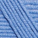 Пряжа для вязания YarnArt Ideal (Ярнарт Идеал) Цвет 239 голубой