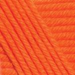 Пряжа для вязания YarnArt Ideal (Ярнарт Идеал) Цвет 242 оранжевый