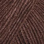 YarnArt Jeans Цвет 70 каштановый