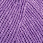 YarnArt Jeans Цвет 72 сиреневый