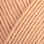Пряжа для вязания YarnArt Jeans Цвет 73 светлый персик