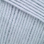 YarnArt Jeans Цвет 75 светло голубой