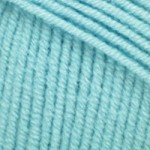 Пряжа YarnArt Jeans (Ярнарт Джинс) Цвет 76 мята