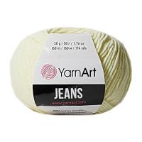 Jeans Цвет 86 молочный