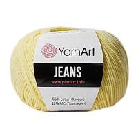Jeans Цвет 88 светло желтый
