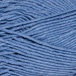 YarnArt Jeans Plus Цвет 15 голубой