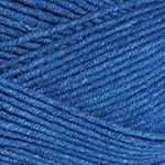 YarnArt Jeans Plus Цвет 17 джинсовый