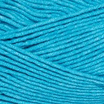 YarnArt Jeans Plus Цвет 33 бирюзовый
