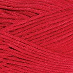 YarnArt Jeans Plus Цвет 64 красный