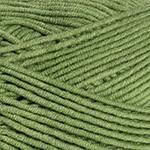 YarnArt Jeans Plus Цвет 69 зеленый