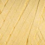 Пряжа для вязания YarnArt Ribbon (Ярнарт Риббон) Цвет 754 светло желтый