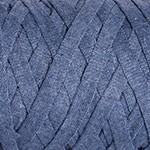 Пряжа для вязания YarnArt Ribbon (Ярнарт Риббон) Цвет 761 джинсовый