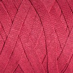Пряжа для вязания YarnArt Ribbon (Ярнарт Риббон) Цвет 766 красный