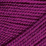 Пряжа для вязания YarnArt Super Perlee Цвет 844 фуксия