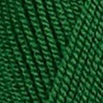 Пряжа для вязания YarnArt Super Perlee Цвет 846 зеленый